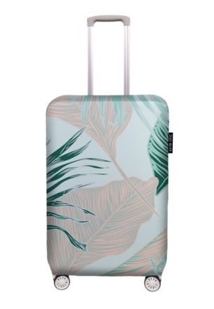 Obal na kufr green forest 50 x 72 cm (up to 65 x 85 cm)