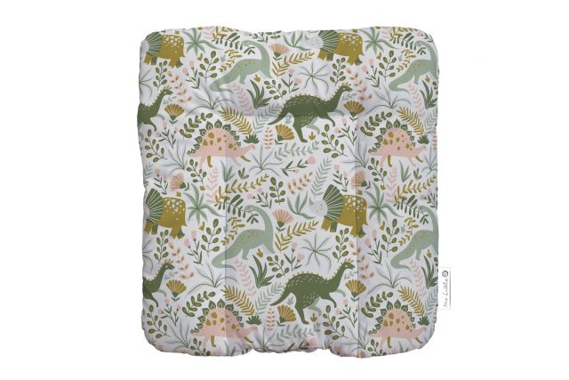 changing pad friendly dinosaurs