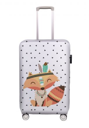 luggage cover love letter